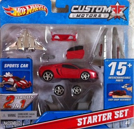 Hot Wheels Great Sports Car
