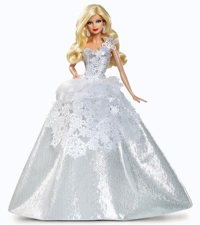 barbie de noel Barbie Joyeux Noël barbie de noel