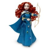 Disney princess Rebelle Merida
