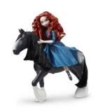 Disney princess Rebelle Merida and angus