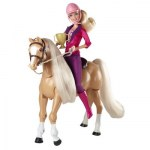 Barbie Dressage Horse X2630