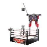 Electronic WWE boxing ring