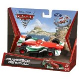 Cars 2 pull back Francesco Bernoulli V3006