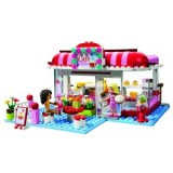 Lego Friends the coffee 3061