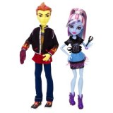 Monster High - Box Duo Abbey Bominable et Heath Burns BBC82