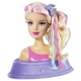 Barbie - Tête to Put on and Extensions