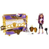 Monster High Bed Clawdeen Wolf W2577