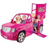 Barbie car - star's limousine fashionistas V6826