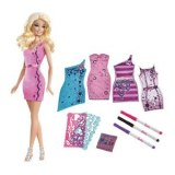 Barbie mode designer W3923