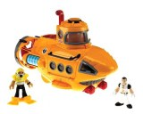 Imaginext Submarine Rescue at Sea N8270