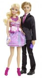 Box Barbie and Ken