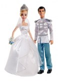Disney princesses Box duo Cinderella and her Prince Charming