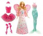 Barbie magic 3 in 1