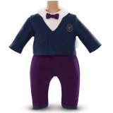 Corolla Dress baby 30 cms paris party pants set