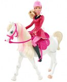 Barbie and her horse competition Y6858