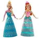 Disney Princess Snow Queen Box Duo Anna Et Elsa