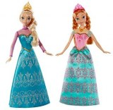 Disney Princess Snow Queen Box Duo Anna Et Elsa