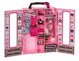 Barbie fashionistas dream dressing room BMB99