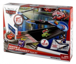 Cars micro drifter Mad Track