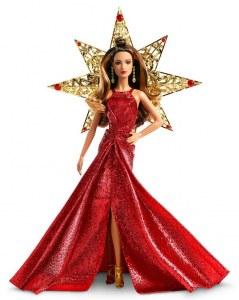 Collector's Barbie christmas Teresa 2017 DYX41