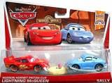 Cars 2 - Hudson Hornet Lightning McQueen & Sally