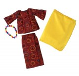 Corolle doll outfit Kinra Girls Boubou set