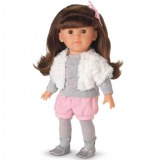 Miss Corolle coquette Brown Doll