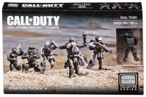Mega Bloks - Cal off duty seal team