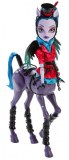 Monster High Fusion monstrueuse hybride Avea Trotter