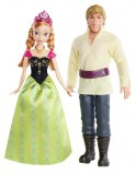 Disney Princess Snow Queen Box duo Anna and Kristoff