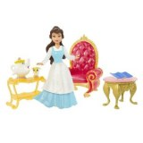 Disney Princesses Mini Belle and furniture