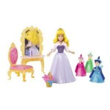 Disney Princesses The Sleeping Beauty and furniture