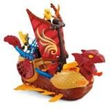 Imaginext - Boat Dragon