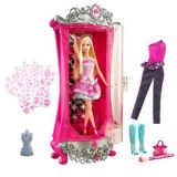 Barbie - Cupboard Magic Glitter