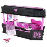 Monster High Room bed of doll Draculaura