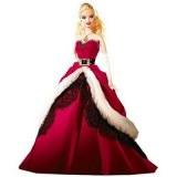 Barbie Collector - Barbie Joyeux Noel 2007