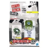Beyblade toupie Metal Fury Fang Leone 38746