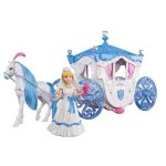 Disney Princesses - Mini carriage magiclip Cinderella X2840