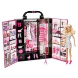 Barbie fashionistas dream dressing room X5357