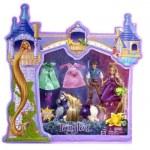 Disney princesses - Rapunzel mini doll kit T7566