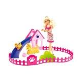 Barbie raises her puppies X6559
