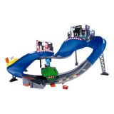 Cars race track and micro W7171