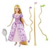 Disney Princesses Raiponce boucle and style extensions T1956