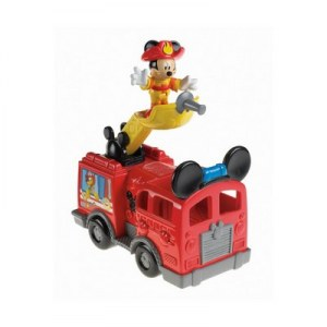 Fisher Price Minnie Mickey fire truck X6124