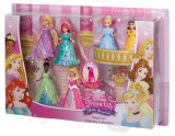 Disney princesses - MAGICLIP mini bag Princess mérida and 3 outfits