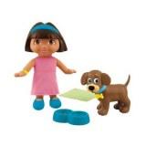 Dora and Perrito