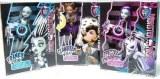 Monster High fantastic 3 dolls Y0421