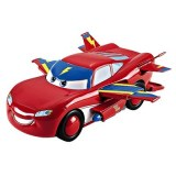 Cars Hawk McQueen vehicle X0257