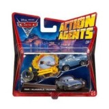 Coaches 2 - Cars Finn McMissile Vehicle Action Agent V3018