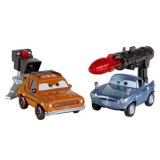 Coaches 2 - Box 2 cars battle action agent Finn Mcmissile/Grem V 4247
